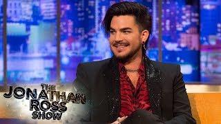 Adam Lambert's Cameo In Bohemian Rhapsody | The Jonathan Ross Show