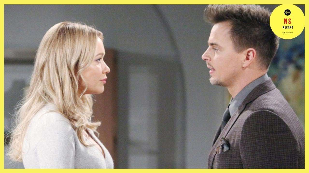 The Bold and the Beautiful Spoilers: Week of April 24-28