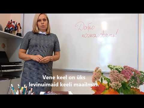 9c05f548cc9 Vene keel veidi oskajale: A1.2 minirühm - Tartu Rahvaülikool