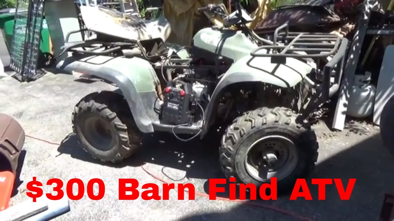 talon manco atv wiring diagram 2002 manco talon  linhai big horn   300 barn find evaluation  2002 manco talon  linhai big horn   300