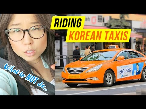 Can You Trust Korean Taxi Drivers? How-To Guide