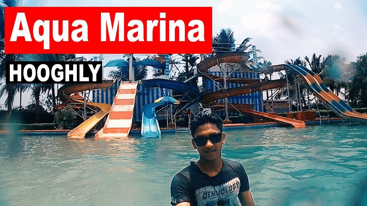 Aquamarina >> Aqua Marina Water Park Hooghly Youtube