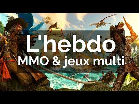 L'hebdo MMO & jeux multi #3 – Legends of Aria, Atlas, Skyforge, Swtor & + encore !