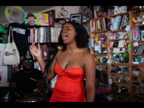 Jazzmine Phoenix - Ari's Up! Tiny Desk Concert - Ari Lennox