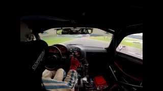 DNRT Spa trainingsdagen 2013 e36 GTR 2