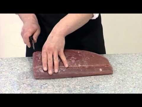How To Steak A Tuna Loin | 112