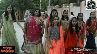 Rajasthani dance kajaliyo song choreography by hero Jackson