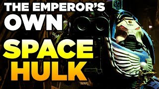 THE EMPEROR'S OWN - Astartes vs Tyranids - Space Hulk Tactics | WARHAMMER 40,000 - Games/Gameplay