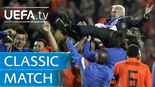 2007 Netherlands v England Under-21s: Classic Matches