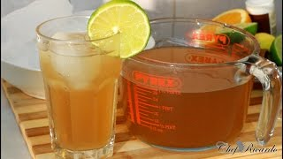 Christmas Jamaica Ginger Beer Recipe Video