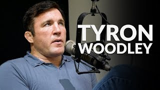 Chael Sonnen's analysis of Tyron Woodley.