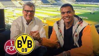Fighting for his comeback | Manuel Akanji joins BVB Matchday Magazine | FC Nürnberg - BVB