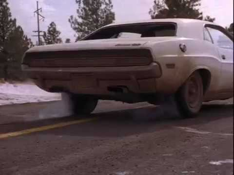 Vanishing Point ('97 Remake) -The Last Run of The '70 Challenger