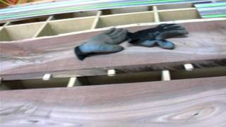 Slab Walnut Table Top