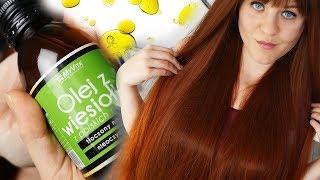 Jak najszybciej i najlepiej olejować włosy? | DWUETAPOWE OLEJOWANIE