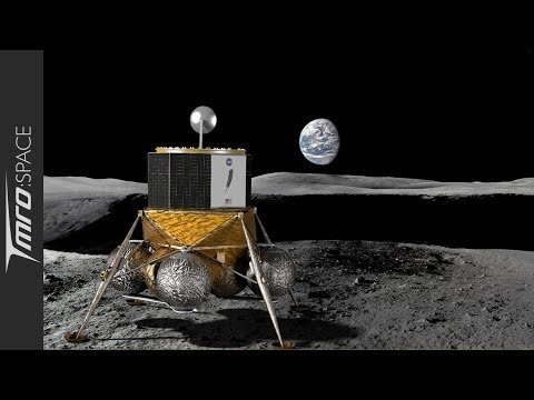 Space News - NASA about to begin a Lunar COTS program