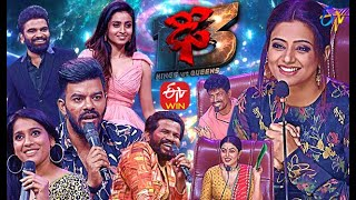 Dhee 13 | Kings vs Queens | 21st April 2021 | Full Episode | ETV Telugu
