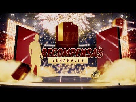 ABRIENDO RECOMPENSAS DE FUT CHAMPIONS Y MEJORAS +81 !! FIFA 19