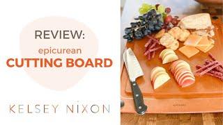 Epicurean Cutting Board Review
