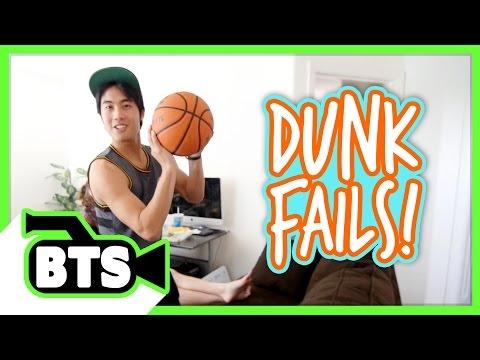 Trickshot Fails! (BTS)