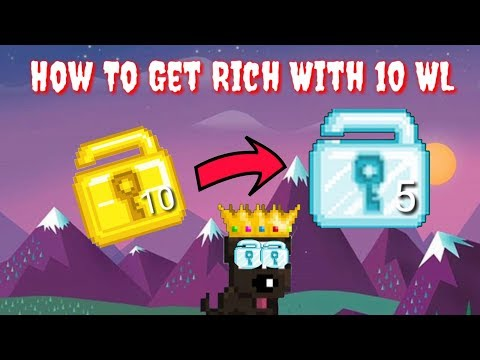 How To Get Rich With Wl