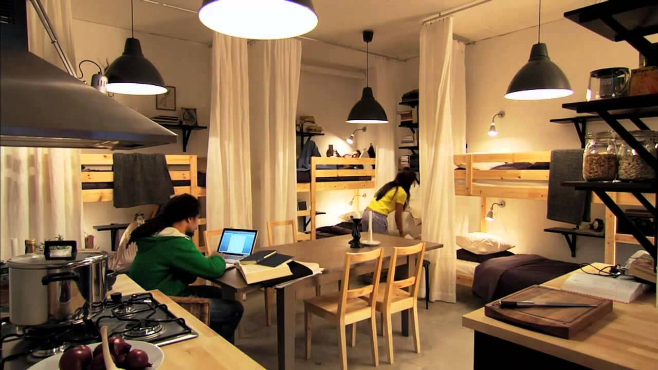 IKEA- Small Spaces Small ideas