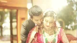 Indian Wedding -Moppy and Firoz - Anniversary Video