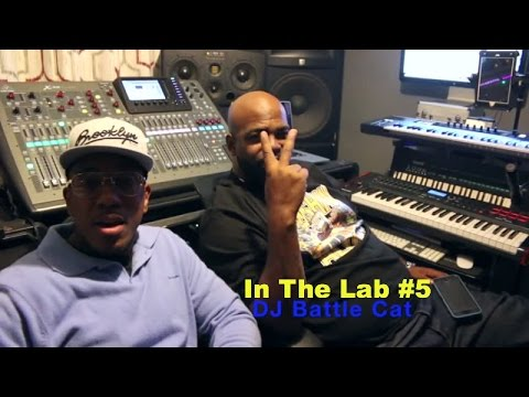 In The Lab 5 - Battle Cat & New Edition