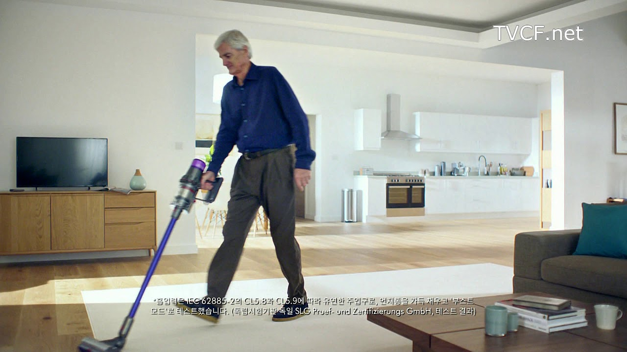 Dyson V11 and Ask The question ADs