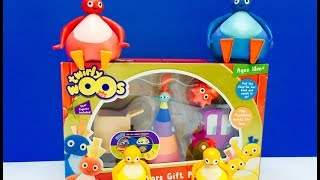 IGGLE PIGGLE And UPSY DAISY Ride Rare TELETUBBIES Dome