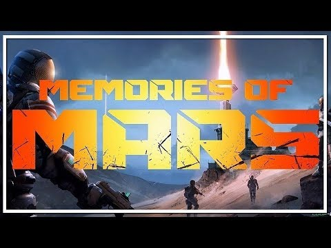 Memories Of Mars | Survive Craft and Build | First Look