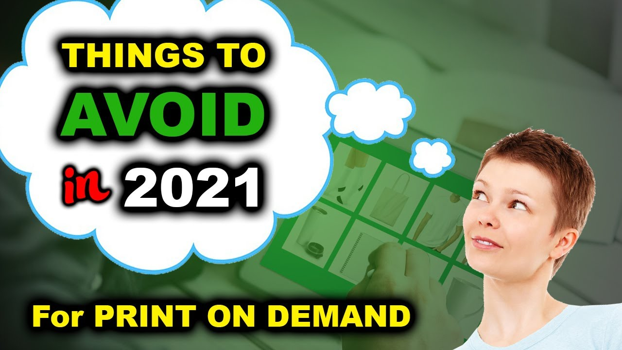 Successful Print On Demand Business Advice For 2021