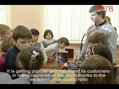 0 - RangeVision inspiriert Schulkinder durch Möglichkeiten der 3D-Technologie