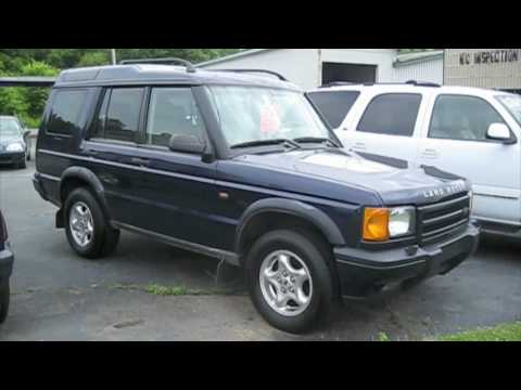 2000 Land Rover Discovery Start Up Engine And In Depth