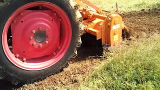 Hindustan Rotavator Malegaon Wid Shivam Tractor An