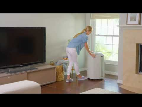 DeLonghi AC Instructional Video