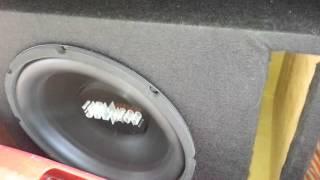 Jbl gtx 1200 bass i love you