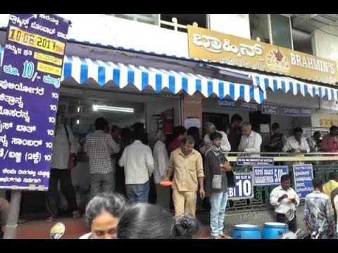 Malleswaram Eatery Keeps Prices Really Low