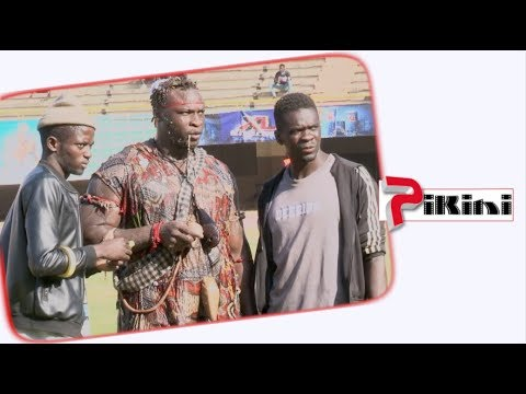 Pikine divisée par la vidéo d'Ama Baldé
