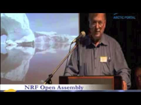 Human Rights on Ice - Prof. Guðmundur Alfreðsson