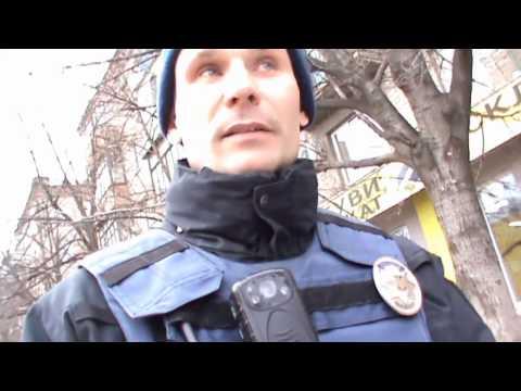 Полиция Днепра Инспектор