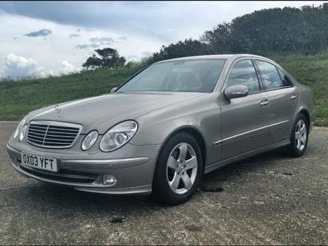 mercedes benz e class e270 cdi avantgarde for sale at autostation sussex youtube. Black Bedroom Furniture Sets. Home Design Ideas