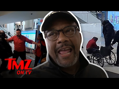 Faizon Love Had a Reason For Beating the Crap Out of That Dude | TMZ TV