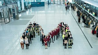 Ausgezeichneter Arbeitgeber Flughafen München