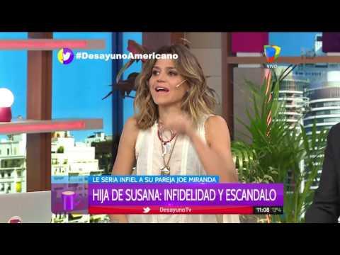 Mecha Sarrabayrouse tendría un amante al que conoce Susana