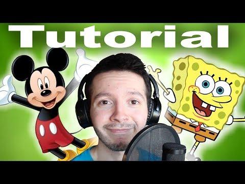 How to Laugh Like Mickey & Spongebob