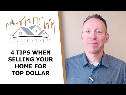 Adam Stark: 4 Factors to Consider When Selling Your Home for Top Dollar