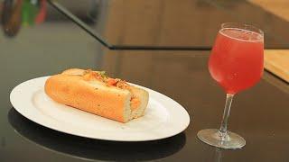 دجاج صيني بالخضار - عصير التوت بالصودا | سندوتش وحاجة ساقعة حلقة كاملة
