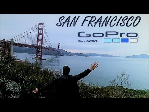 San Francisco Trip 2017 - GoPro - Golden Gate, Fisherman's Wharf, Mission, The Castro and more!