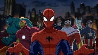 Ultimate Spider-Man Season 3 In Hindi Ep. 17 | RRR Show |